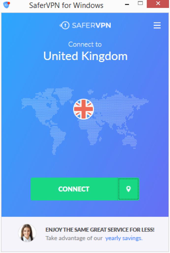 safer vpn interface