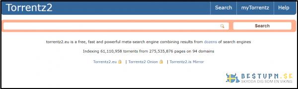 Torrentz2 nedladdning av torrents