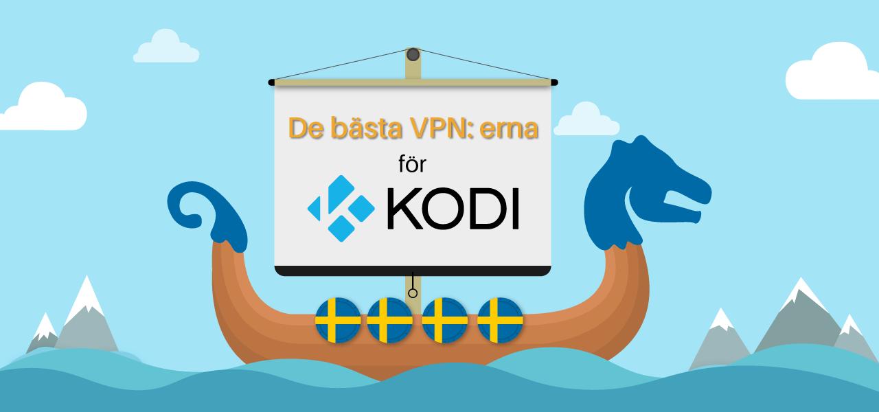 VPN för Kodi