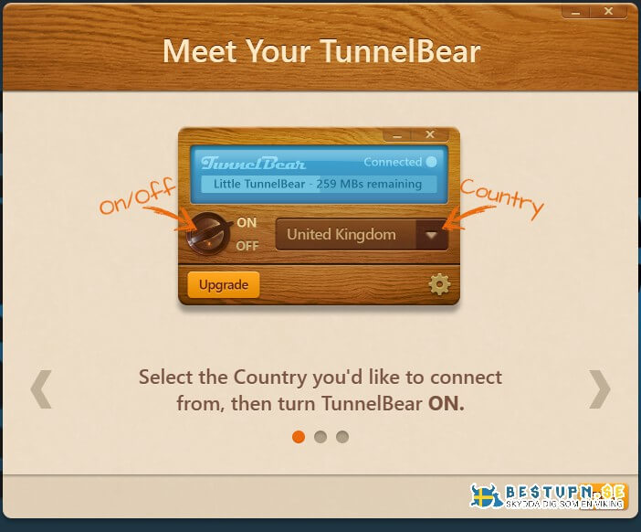 Recension av Tunnelbear