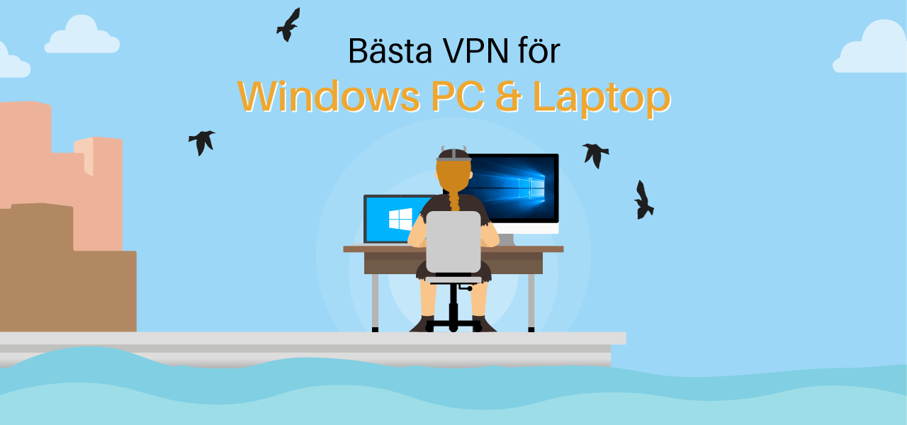 VPN för Windows PC