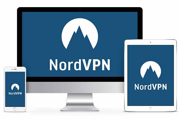 nordVPN enheter