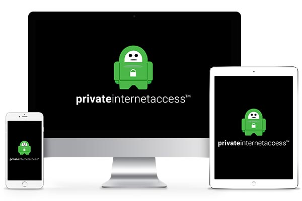 privateinternetaccess enheter