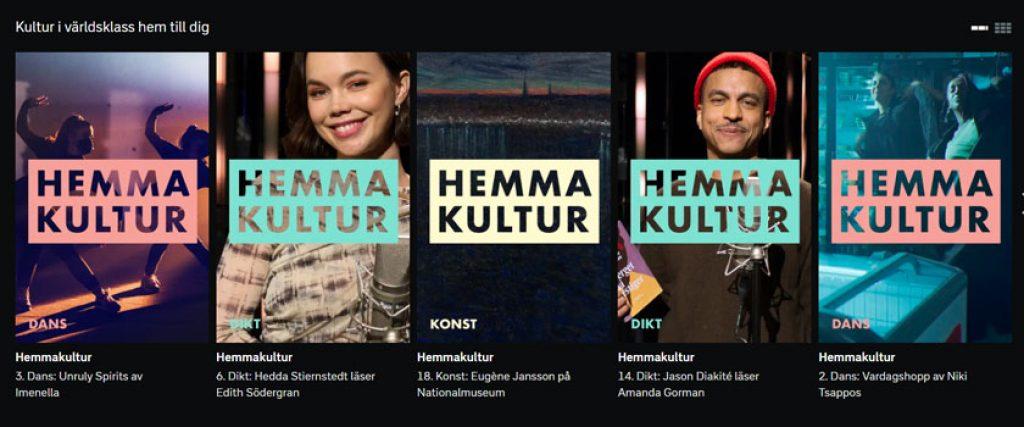 kolla på SVT Play utomlands